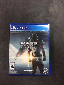 Mass Effect Andromeda for Sale!