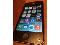 Iphone 4 8gb with accessories
