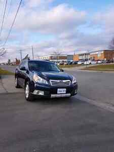 Subaru Outback Safety and Emission tested