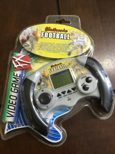 NEW OLD STOCK Video Football Game