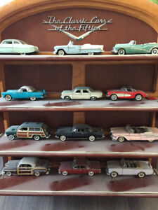 Franklin Mint Classic Cars of the 50's
