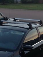 VW Jetta roof carrier