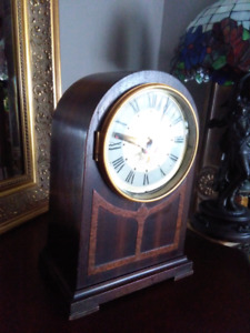 1930 Antique Electric Telechron Westminster Revere clock