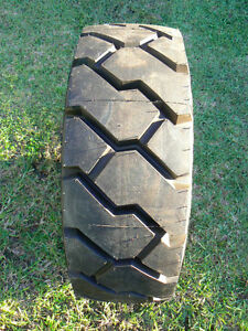 MICHELIN TYRE (I HAVE 3) BRAND NEW-SUIT FORKLIFT BOBCAT EXCAVATOR Henley Beach Charles Sturt Area Preview