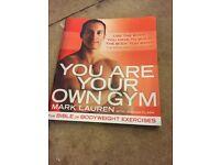 Gym book