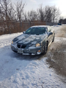 2006 Pontiac Grand Prix full equipe sunroof