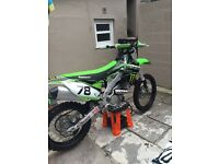 Kxf 250 2015 not crf yzf rmz ktm. No swap px enduro
