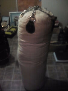 100 pound canvas heavy bag