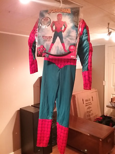 Child's Spiderman costume