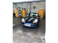 Porsche Boxster 986 (2000) 2.7 Petrol - 220HP - great runner - Bargain