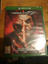 Tekken 7 on xbox 0ne