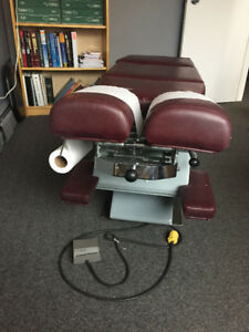 FREE Elite Chiropractic Table for Pick Up!