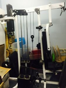 Northern Lights Home Gym - 200Lb Stack  $200
