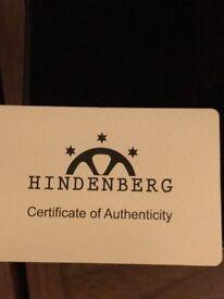 Brand new hindenberg watch