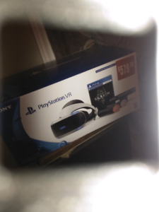 Psvr and ps4 1200$ obo