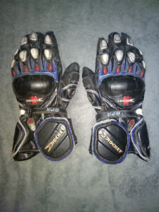 Joe Rocket Padded Gloves