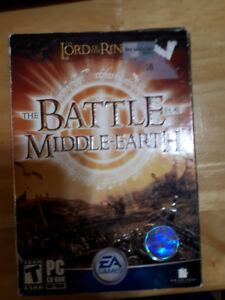 The Lord of the Rings: Battle for Middle-Earth (PC Game)
