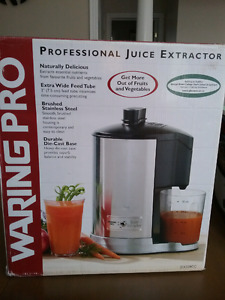 Waring Pro Juicer