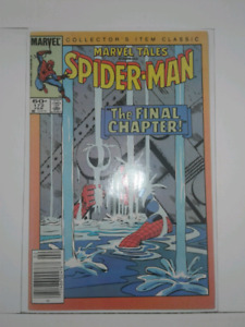 Marvel tales starring spider-man 12 comic lot