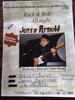 Rock and Roll all night w/Jerry Arnold