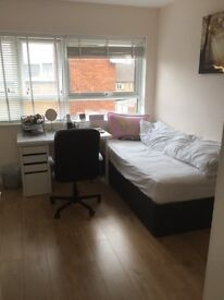 Large double bedroom in Egham