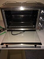 Wolfgang and Puck XL toaster oven