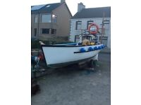 17ft fishing and leisure boat