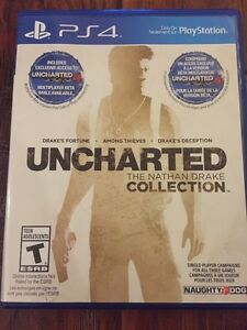 Uncharted- The Nathan Drake Collection for PS4