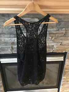 Aritzia XS Wilfred Lace Tank Strathcona County Edmonton Area image 3