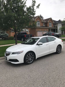 Lease take over of 2016 Acura TLX AWD Tech Package