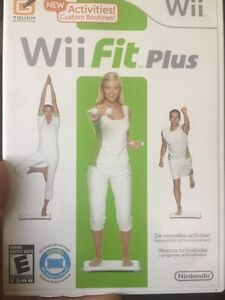 Wii fit board and game Kitchener / Waterloo Kitchener Area image 2