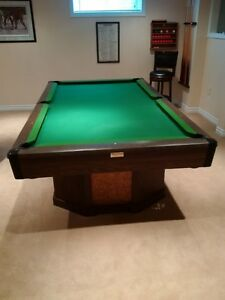 Brunswick Anniversary 130 Pool Table