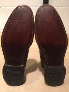 Men's The McHale Leather Dress Shoes Size 8.5 London Ontario image 3