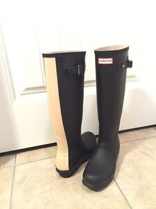 Hunters rainboots