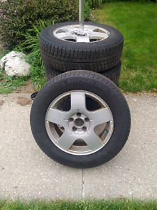 Michelin Winter Tires (set of 4) with RIMS