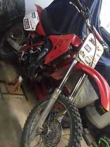 Honda cr125 1987 (2 temps)