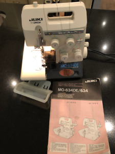 JUKI MO-634DE Serger Sewing Machine