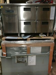 Restaurant equipment fridges