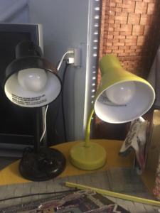 Desk lamps for sale