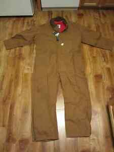 NEW Insulated Work Coverall size  3 X-Large