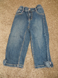 Gymboree size 5 denim capris