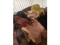 9 fashion Blazers top shop and zara .. Lovely condition