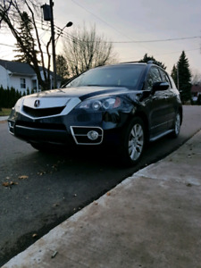 2012 Acura RDX 110 000 km Tech Package