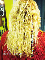 *HAIR WRAPS and FEATHER HAIR EXTENSIONS MONTREAL*