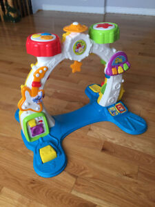 Hasbro Playskool Rocktivity Sit, Crawl And Stand Band Activity