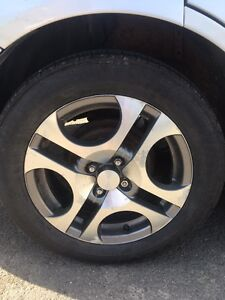 Need rims for a Saturn Ion