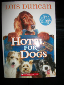 Hotel For Dogs book collection
