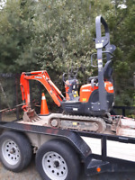 Small jobs excavation and quality work