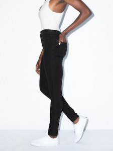 $40 - New Size S American Apparel Black Easy Jeans