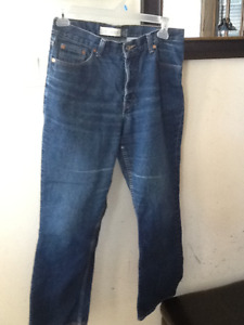 Two Pairs of Lady's Gap Jeans